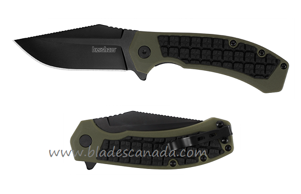 Kershaw 8760 Faultline Folder