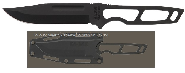 Ka-Bar 1117 Neck Knife w/ Kydex Sheath