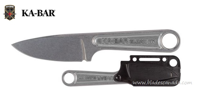 Ka-Bar Forged Wrench Knife, 425 High Carbon, KA1119