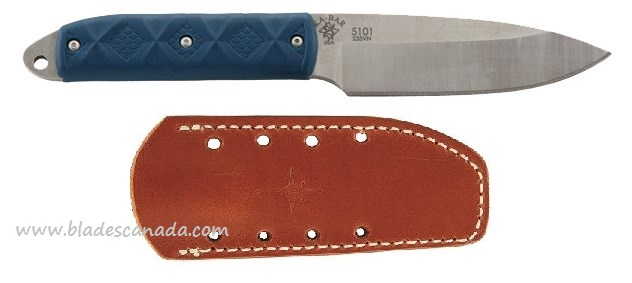 "Ka-Bar 5101 Snody ""Boss"" S35VN w/ Leather Sheath (Online Only)"