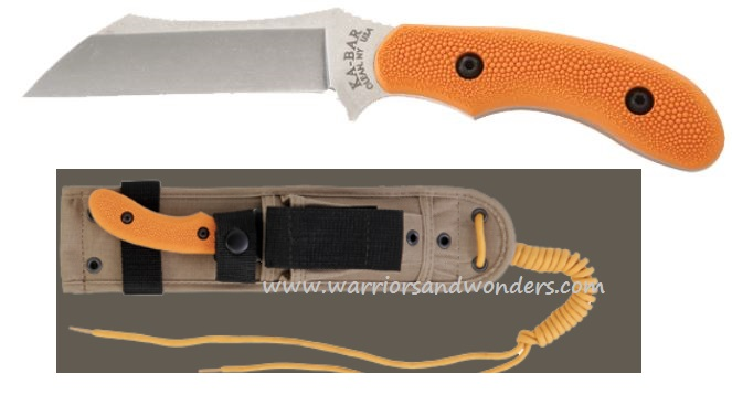Ka-Bar 5604 Johnson Adventure Wharnstalker (Online Only)