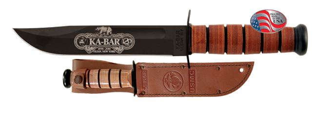 Ka-Bar 9191 USMC 120th Anniversary Edition