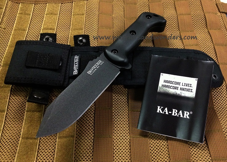Ka-Bar BK10 Becker Crewman (Online Only)