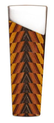 Santa Fe Stoneworks Money Clip - Kaleidoscope Arrow