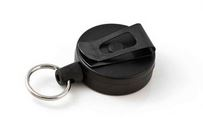 "KEY-BAK Keyring 36"" Polyester Cord with Swivel Belt Clip"