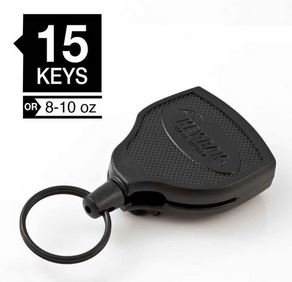 "KEY-BAK SUPER 48"" Kevlar Cord with Belt Clip"