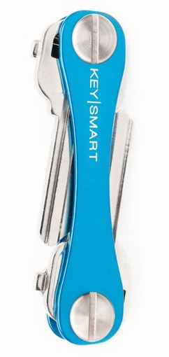 KeySmart 2.0 Key Holder - Blue