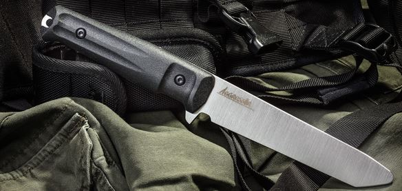 Kizlyar KK0160 Aggressor Tactical Steel Training Knife