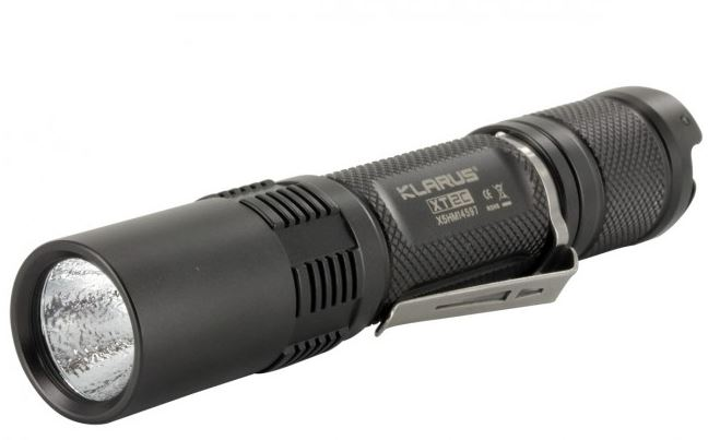 Klarus XT2C Dual Button LED Flashlight - 1100 Lumens