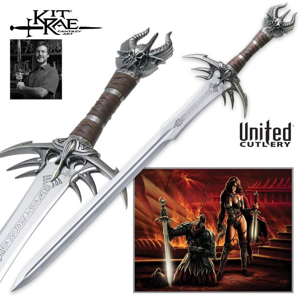 Kit Rae Anathar Sword of the Ancients KR0020S
