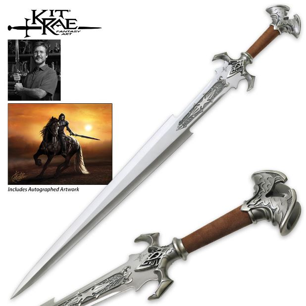 United Cutlery KR0069A Amonthul Sword of Avonthia by Kit Rae