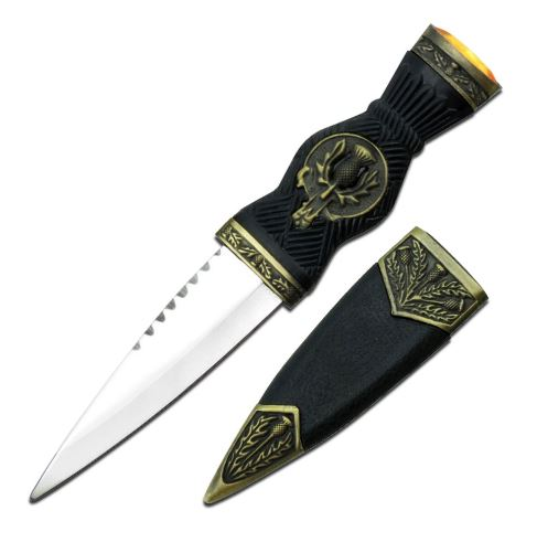 MC Decorative Scottish Sgian Dubh KS5845TB (Online Only)