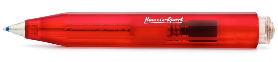 Kaweco Ice Sport Ballpen Red