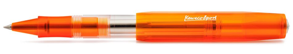 Kaweco Ice Sport Gel Roller Pen Orange