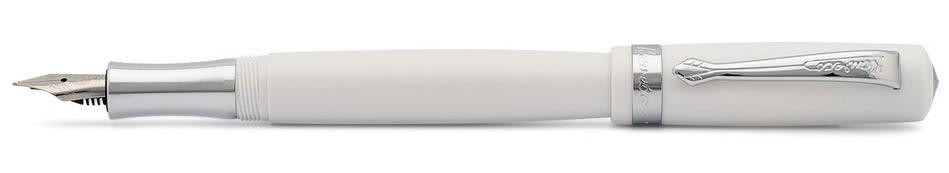 Kaweco Student Fountain Pen White - Fine
