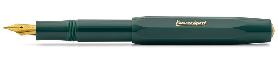 Kaweco Classic Sport Fountain Pen Green - Fine