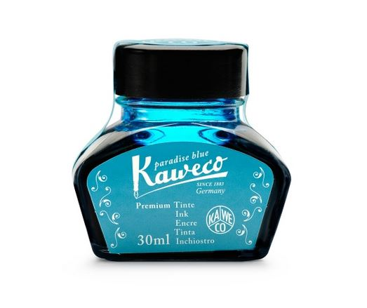 Kaweco Ink Bottle 30ml - Paradise Blue