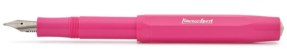 Kaweco Skyline Sport Fountain Pen Pink - Medium
