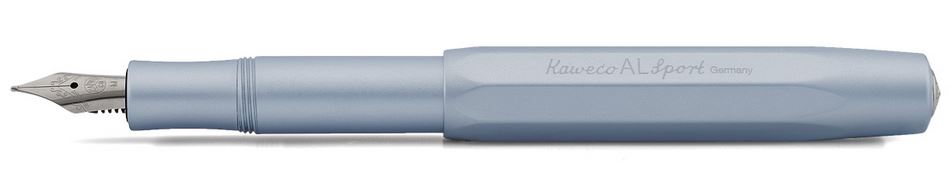 Kaweco AL Sport Fountain Pen Light Blue - Fine