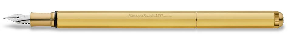 Kaweco Special Fountain Pen Brass - Medium