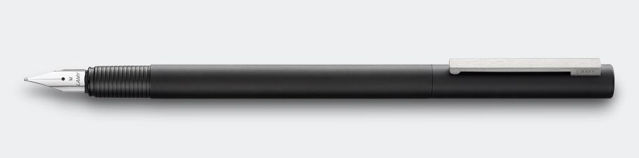 Lamy CP1 Fountain Pen - Matte Black