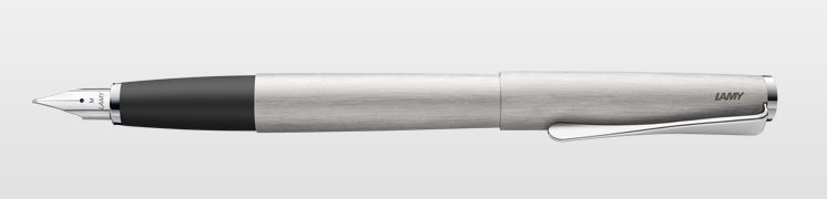 Lamy Studio Fountain Pen - Brushed