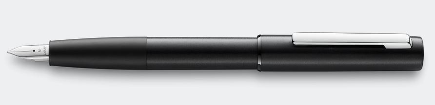 Lamy Aion Fountain Pen - Matte Black