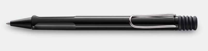 Lamy Safari Ballpoint Pen - Black