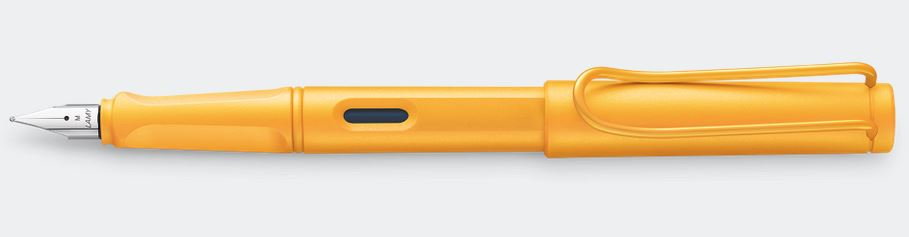 Lamy Safari Fountain Pen - Candy Mango Limited Edition