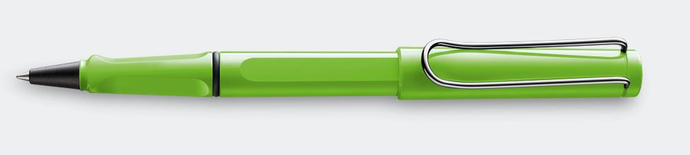 Lamy Safari Rollerball Pen - Green
