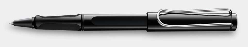 Lamy Safari Rollerball Pen - Black