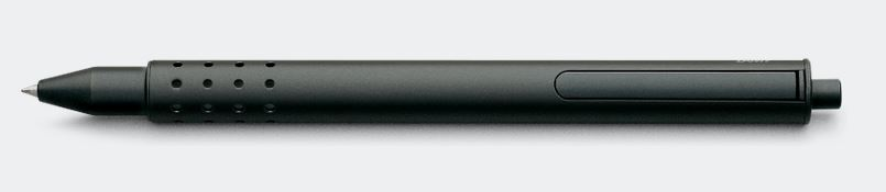 Lamy Swift Rollerball Pen - Matte Black