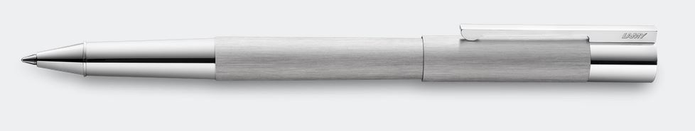 Lamy Scala Rollerball Pen - Brushed