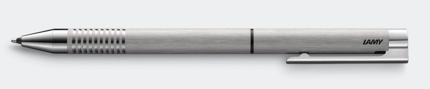 Lamy Logo Twin Pen 21 in 1 - Brushed