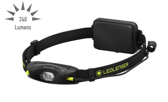 LED Lenser NEO4 AAA Running Headlamp - 240 Lumens