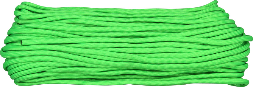 550 Paracord, 100Ft. - Lime Green