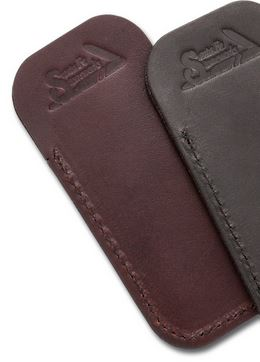 Santa Fe Stoneworks Leather Knife Pouch - Brown