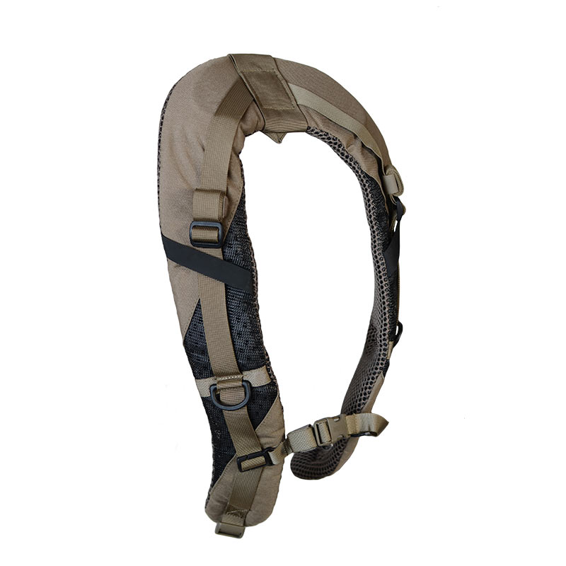 Eberlestock Replacement Thick Pad Shoulder Harness - Dry Earth
