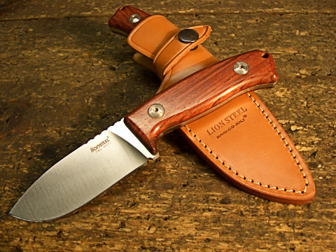 Lion Steel M2CB Hunter - Cocobolo