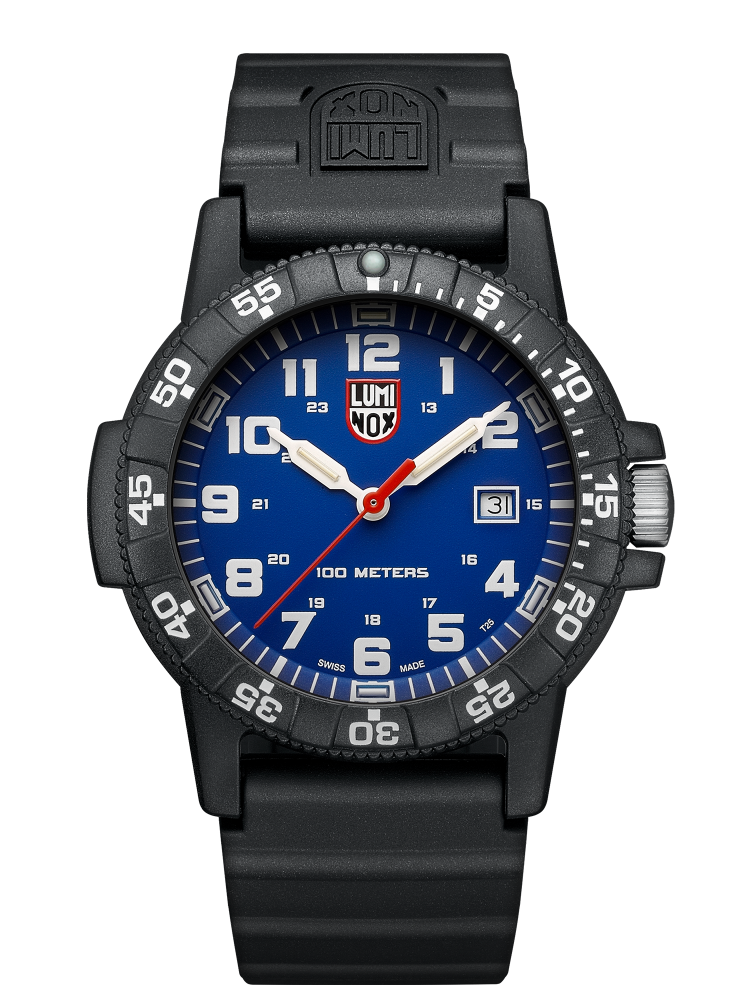 Luminox 0323 Leatherback Sea Turtle Giant Series - Blue/White