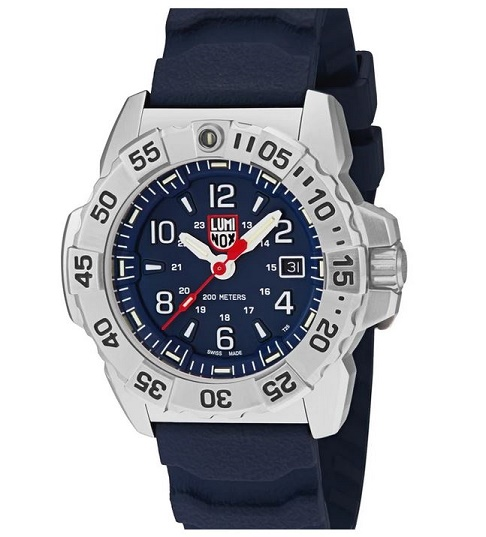 Luminox 3253 Navy Seal Steel 45mm - Blue