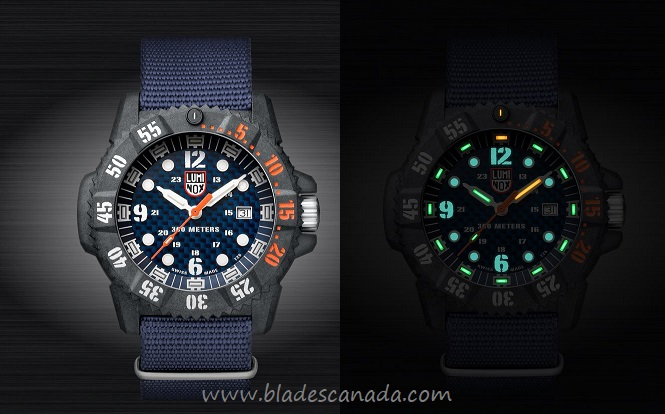 Luminox 3803.C Master Carbon Seal 3800 Series 46mm