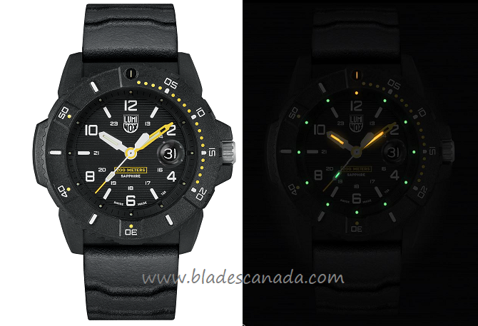 Luminox 3601 Navy Seal Series 45mm