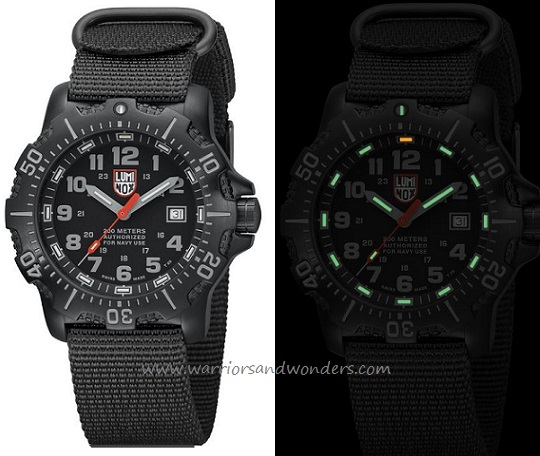 Luminox A.4221.CW ANU Series Nylon Strap (Online Only)
