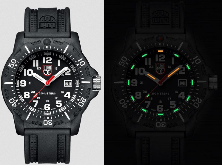 Luminox 8881 Black Ops Series