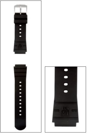 Luminox FP.L.DPB Strap Original Navy Seal 3000 Series - 22mm
