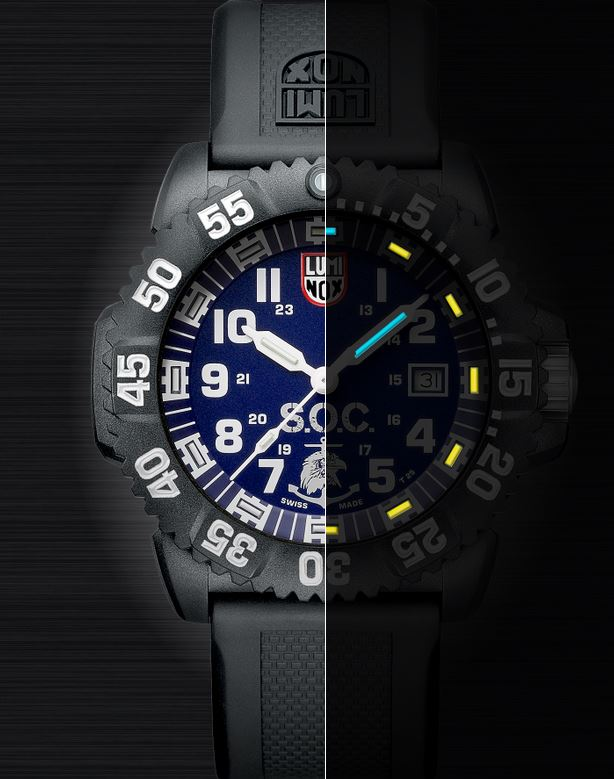 Luminox 3053.SOC.SE Spec Ops Challenge Blue