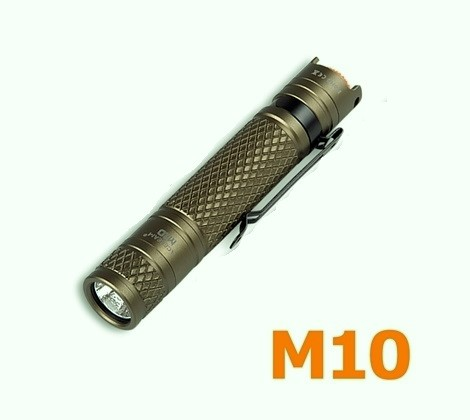 Acebeam M10 Pocket Light Olive - 224 Lumens