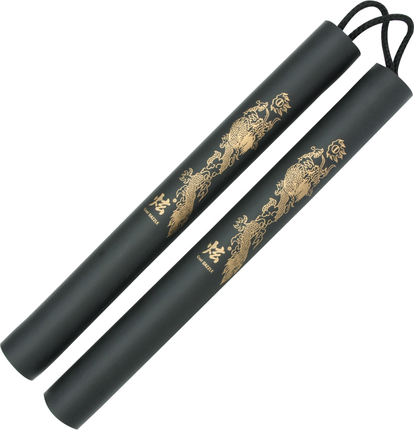 Practice Rubber Nunchucks