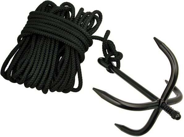 MC SurviVor 5001 Grappling 33' Hook